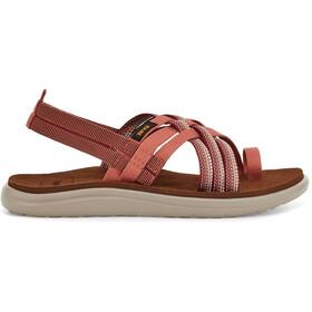 Teva Voya Strappy Sandals Women antiguous aragon